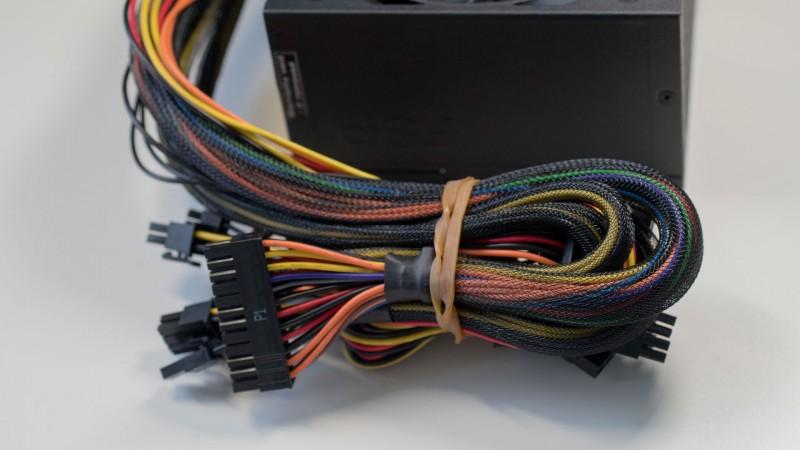 FSP Fortron Raider S 650W 80 Plus Silver Netzteil im Test-6