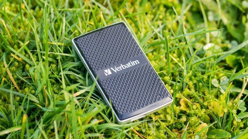 Günstige externe SSD von Verbatim im Test, die Verbatim VX450 Review-10