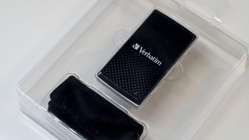 Günstige externe SSD von Verbatim im Test, die Verbatim VX450 Review-3
