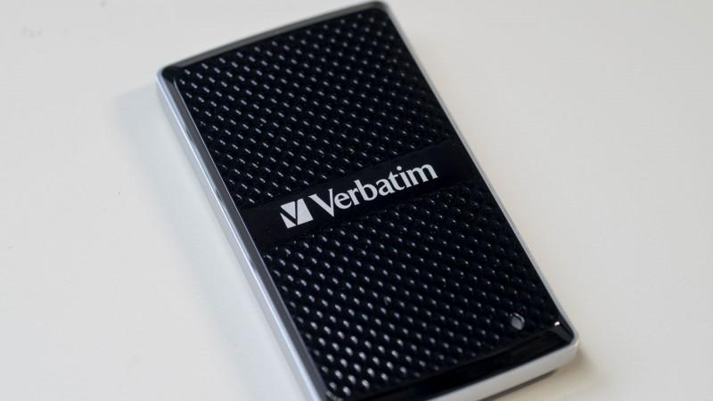 Günstige externe SSD von Verbatim im Test, die Verbatim VX450 Review-4