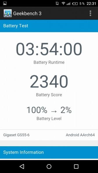 Gigasets erstes Smartphone im Test Gigaset ME Review (19)