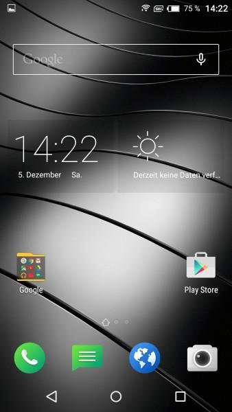 Gigasets erstes Smartphone im Test Gigaset ME Review (3)