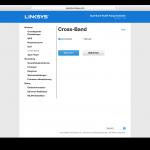 Linksys RE6400 Benutzeroberfläche Test (16)