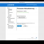 Linksys RE6400 Benutzeroberfläche Test (27)