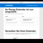 Linksys RE6400 Benutzeroberfläche Test (9)