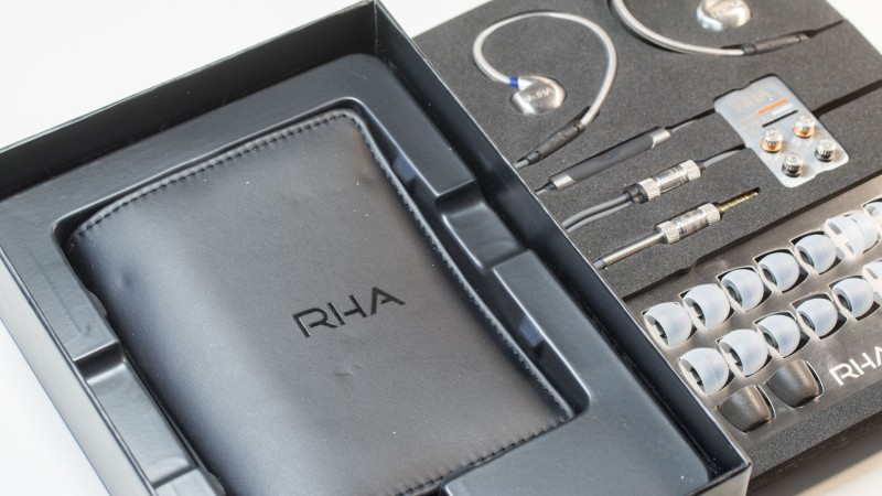RHA T10i High End In-Ear-Kopfhörer im Test Review Bericht-11