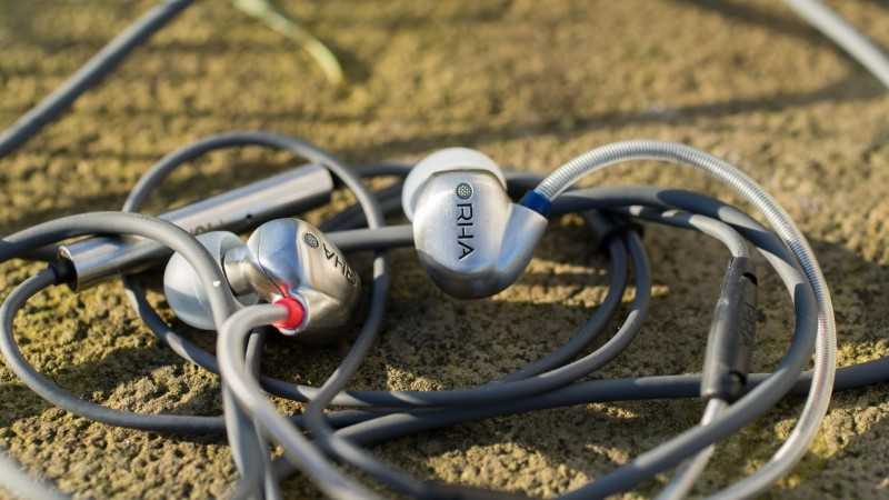 RHA T10i High End In-Ear-Kopfhörer im Test Review Bericht-14