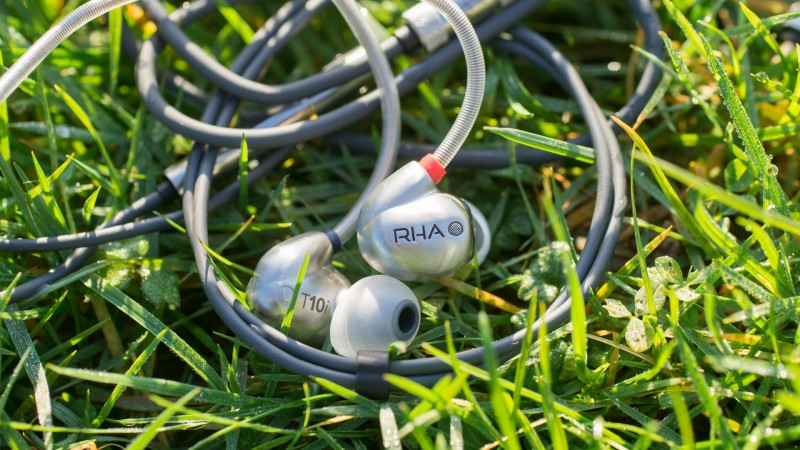 RHA T10i High End In-Ear-Kopfhörer im Test Review Bericht-15