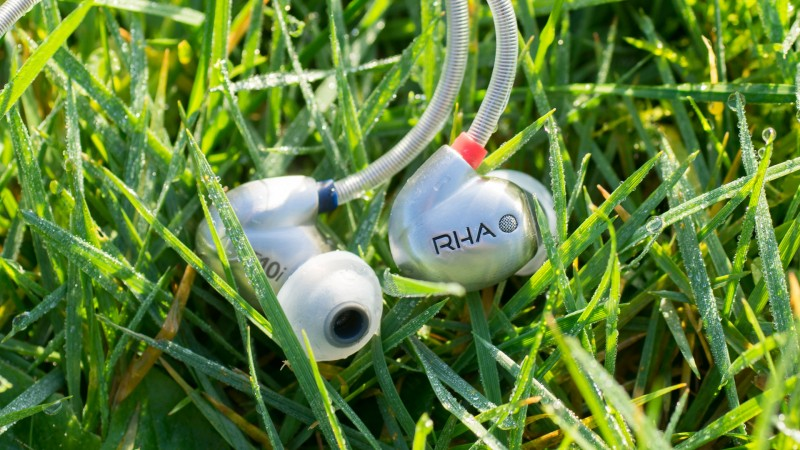 RHA T10i High End In-Ear-Kopfhörer im Test Review Bericht-16