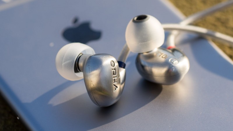 RHA T10i High End In-Ear-Kopfhörer im Test Review Bericht-19