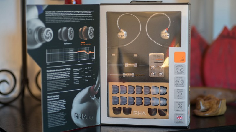 RHA T10i High End In-Ear-Kopfhörer im Test Review Bericht-2