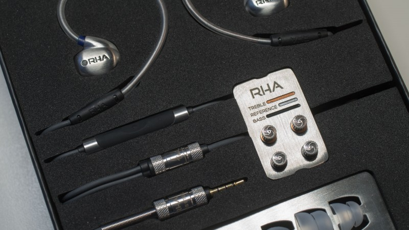 RHA T10i High End In-Ear-Kopfhörer im Test Review Bericht-6