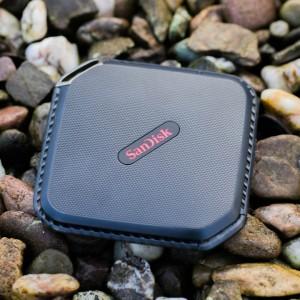 SanDisk Extreme 500 Portable SSD im Test