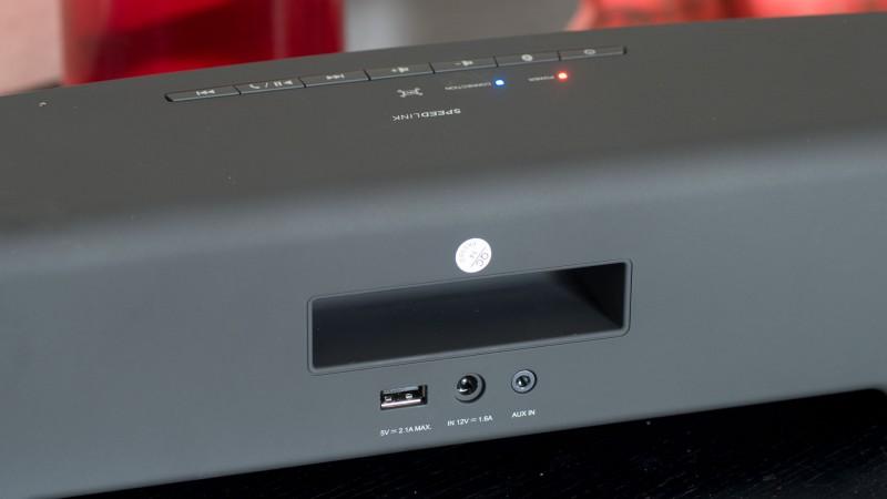 Speedlink Solitune Bluetooth Lautsprecher im Test-7