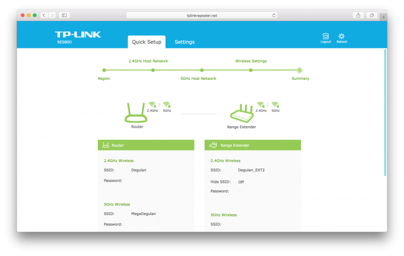 TP-LINKs bester Repeater im Test der TP-Link RE580D (10)