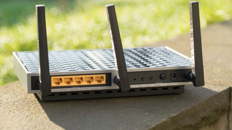 TP-LINKs bester Repeater im Test der TP-Link RE580D WLAN ac 5Ghz