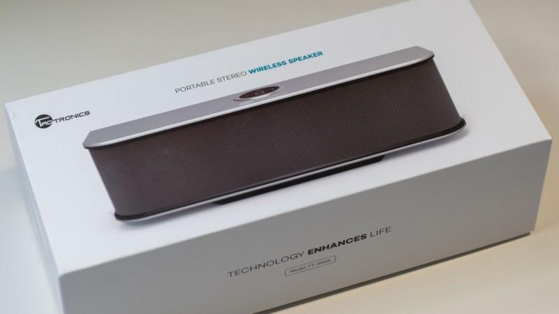 TaoTronics TT-SK06 Bass Bluetooth Lautsprecher im Test-1