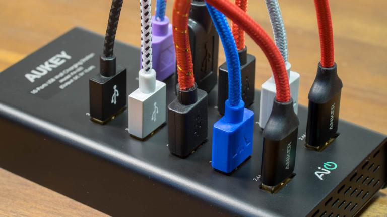 17 Premium microUSB Kabel im Test, die besten Ladekabel im Vergleich 2016 (Anker, AmazonBasics, Mr.Flux….)