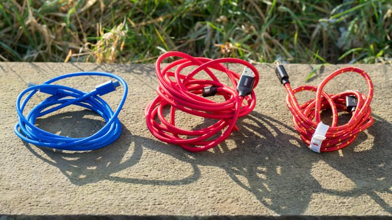 17 Premium microUSB Kabel im Test review die besten Ladekabel im Vergleich für Quick Charge Anker, AmazonBasics, Mr.Flux, CSL, COM-PAD, MAK POWER, Uplink,