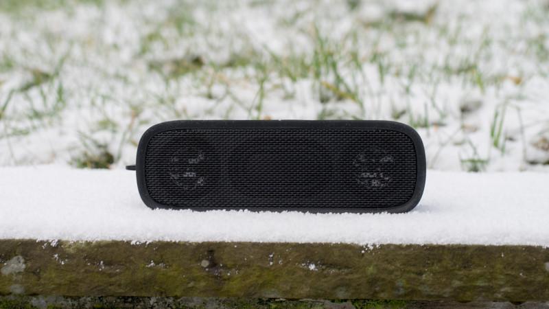 25€ Bluetooth Lautsprecher von Aukey im Test, der Aukey SK-M7-3