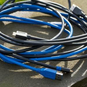 6x microUSB 3.0 Kabel im Test, hat das verwendete USB 3.0 Kabel einen Einfluss auf die Übertragungsgeschwindigkeit?