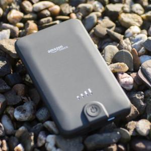 AmazonBasics Externes Akkuladegerät (Powerbank) mit 5.600 mAh im Test