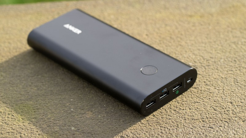 Anker PowerCore+ 26800mAh Powerbank im Test Review-6