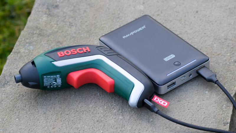 Bosch IXO Akku-Schrauber der 5. Generation im Test Review-15