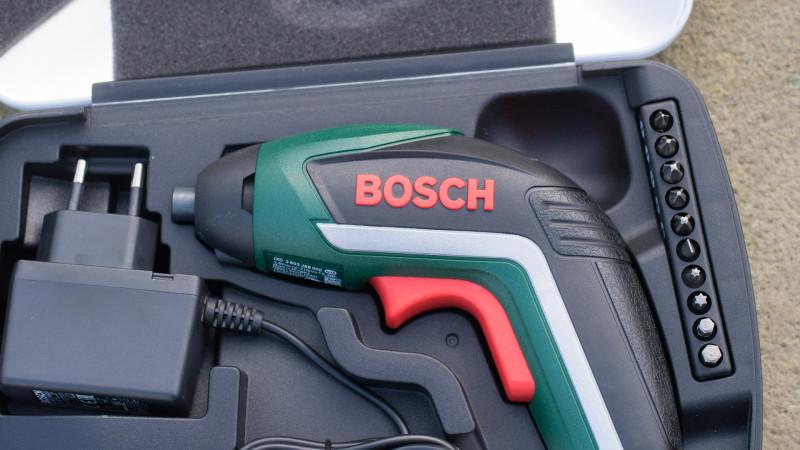 Bosch IXO Akku-Schrauber der 5. Generation im Test Review-5