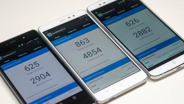 """Das Xiaomi RedMi 3 im Benchmark Check (Mediatek MTK6795 """"Helio X10"""" gegen den MTK6753)-1"""