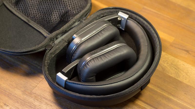 Der CSL 450 LE Bluetooth Kopfhörer im Test Review -4