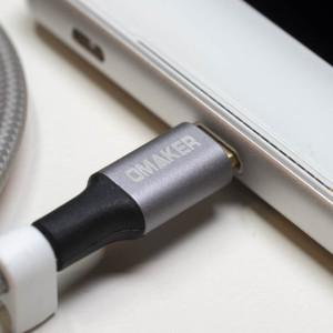 Drehbares microUSB Kabel, Reversible microUSB Kabel von Omaker im Test