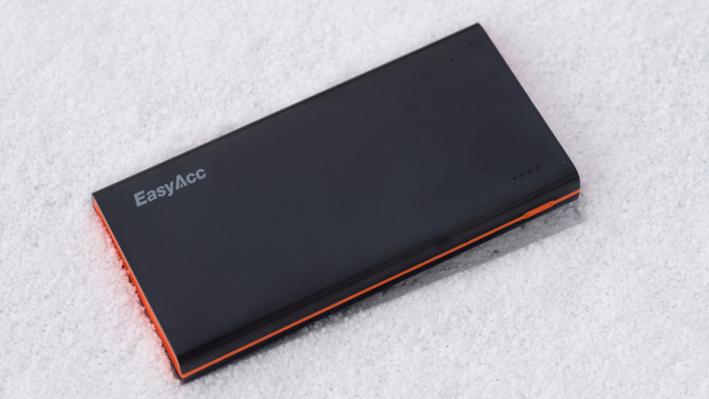 EasyAcc 2. Gen 15000mAh Power Bank Test Review Powerbank-10