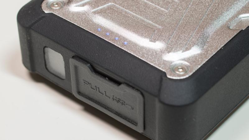 Günstige Outdoor Powerbank von Aukey im Test mit 7500mAh Kapazität Review-4