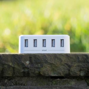 Lumsing 5-Port Desktop USB Ladegerät im Test
