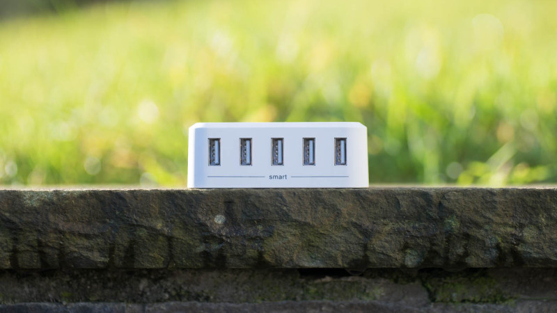 Lumsing 5-Port Desktop USB Ladegerät im Test Review-1