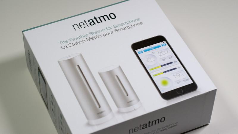 Netatmo Smarte Wetterstation im Test Review-2