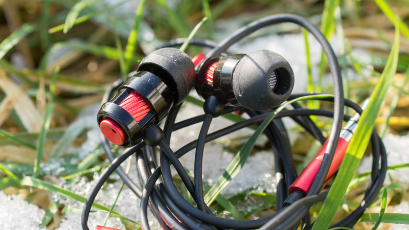 Ohrhörer für unter 10€ kann das was sein Aukey EP-C2 im Test Review-7