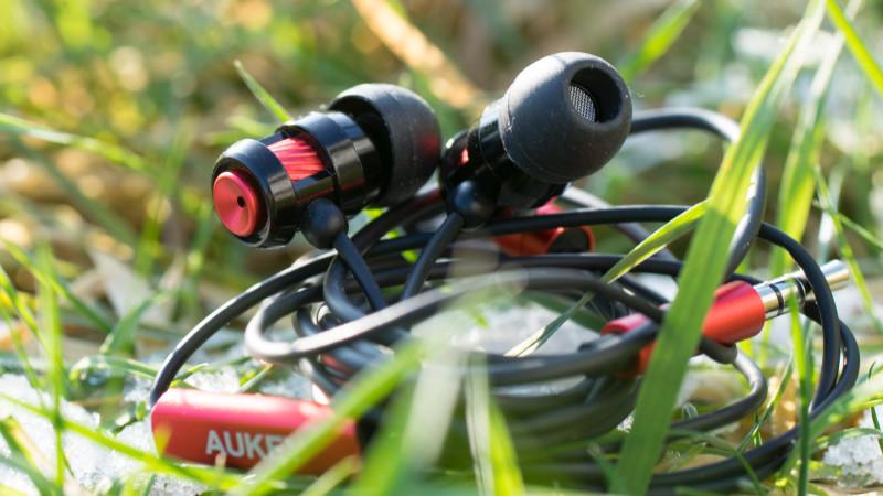 Ohrhörer für unter 10€ kann das was sein Aukey EP-C2 im Test Review-8