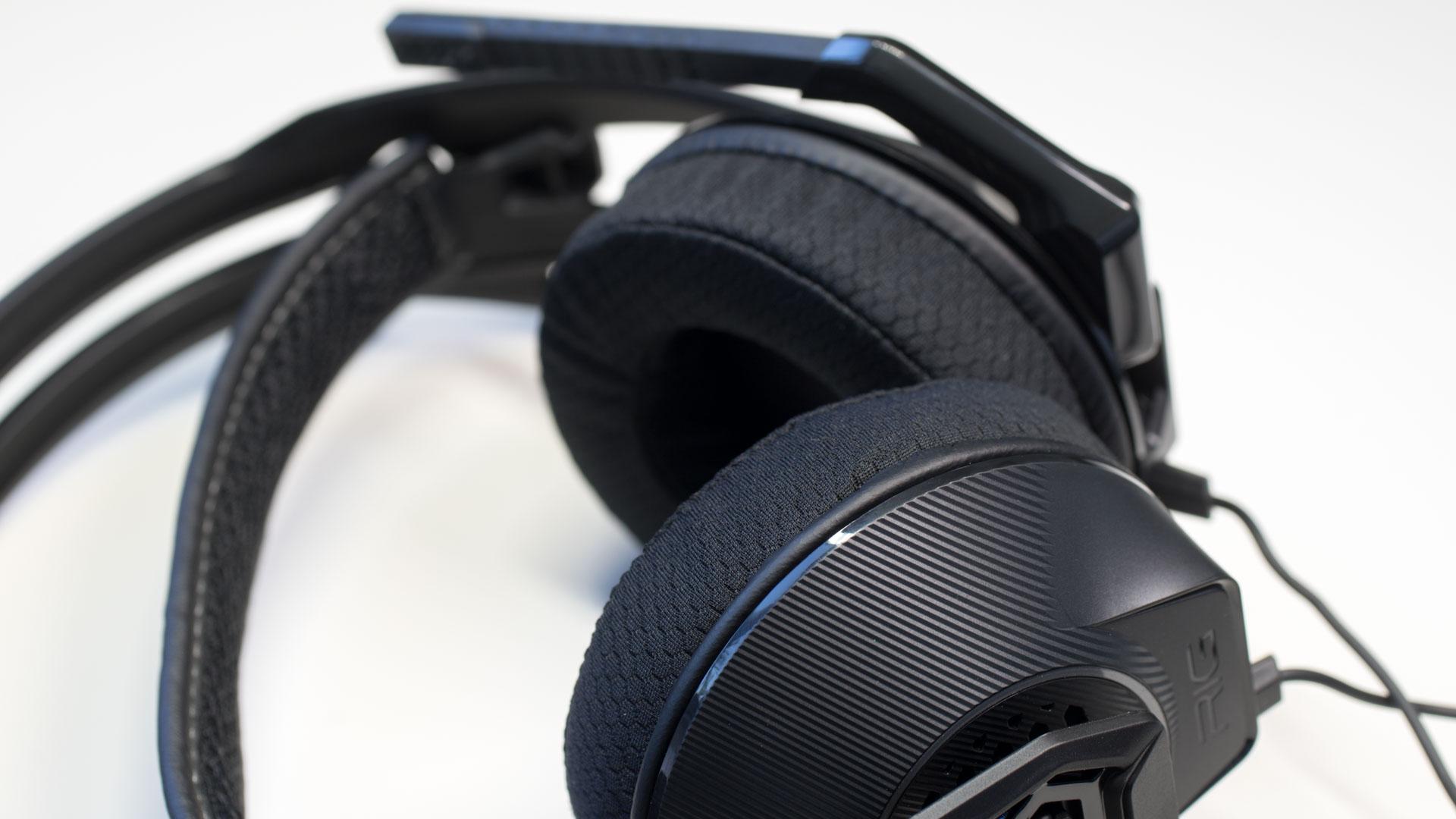 plantronics rig 500 gaming headset im test techtest. Black Bedroom Furniture Sets. Home Design Ideas