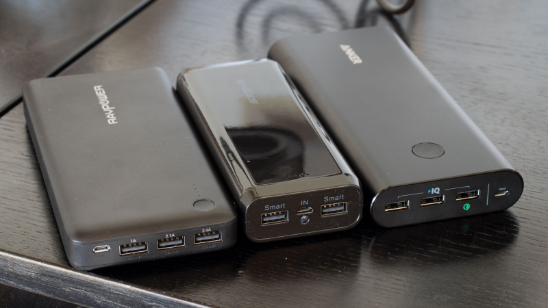 Swees 26800mAh Powerbank im Test Review-8
