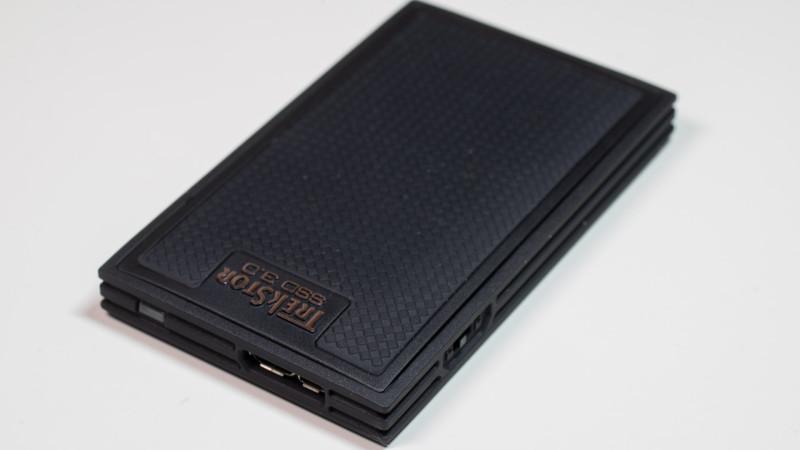 TrekStor DataStation picco SSD im Test Review-3