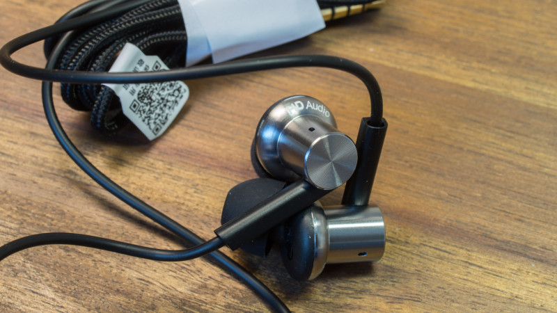 Xiaomi Hybrid Dual Driver In-Ears im Test Review-5
