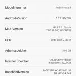 Xiaomi RedMi Note 3 Test Review Benutzeroberfläche (15)