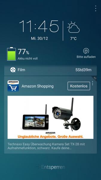 Xiaomi RedMi Note 3 Test Review Benutzeroberfläche (77)