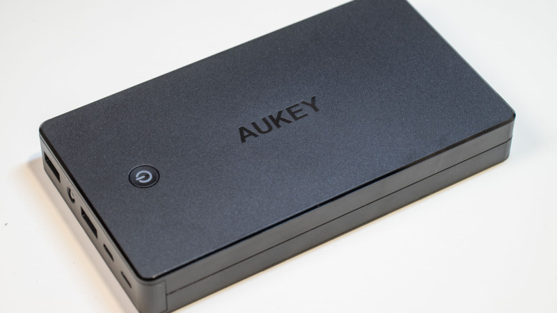 AUKEY PB-N36 20.000mAh Powerbank im Test Review-7