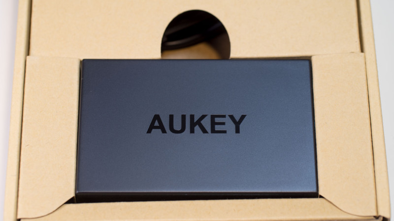 Aukey PA-T1 5 Port USB Ladegerät mit Quick Charge Test Review-2
