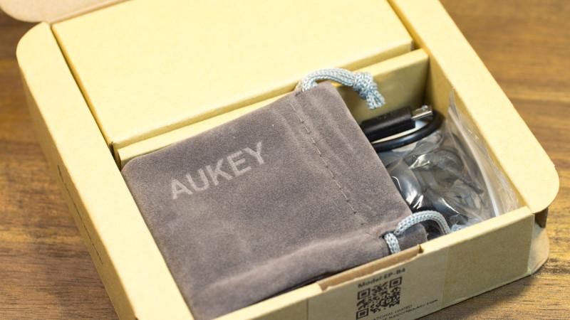 Die Aukey EP-B4 Bluetooth Ohrhörer im Test Review-1