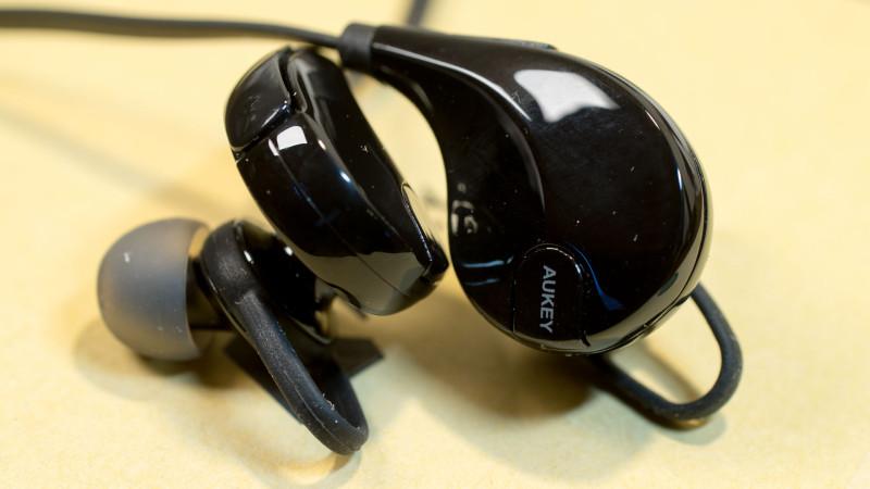 Die Aukey EP-B4 Bluetooth Ohrhörer im Test Review-4