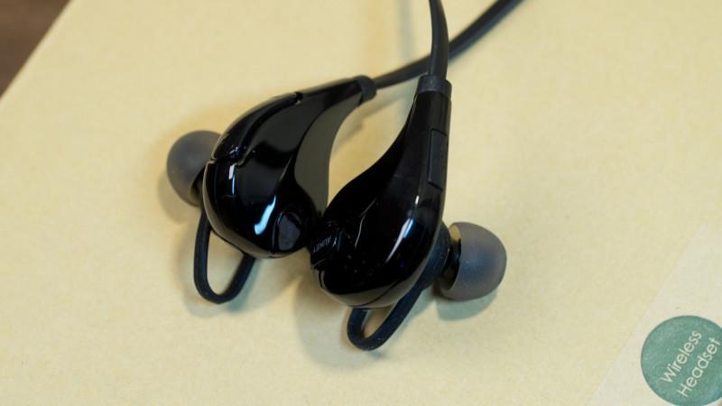 Die Aukey EP-B4 Bluetooth Ohrhörer im Test Review-5